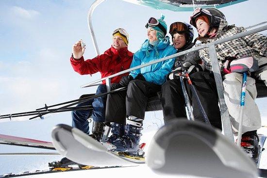 Phoenix Park Ski Resort Dagstur fra...