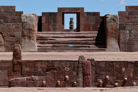Private Tour: Tiwanaku Archeological...