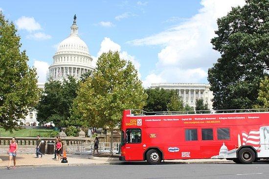 华盛顿特区随上随下巴士旅游和景点通行证