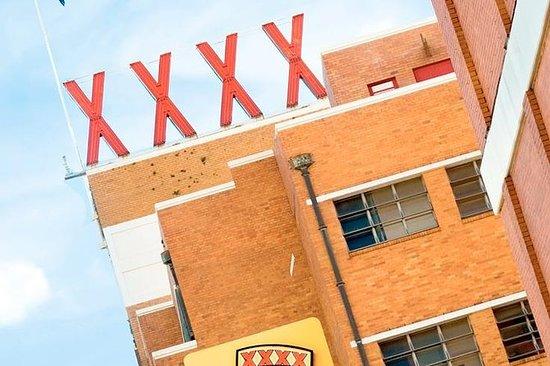 XXXX Brewery Tour
