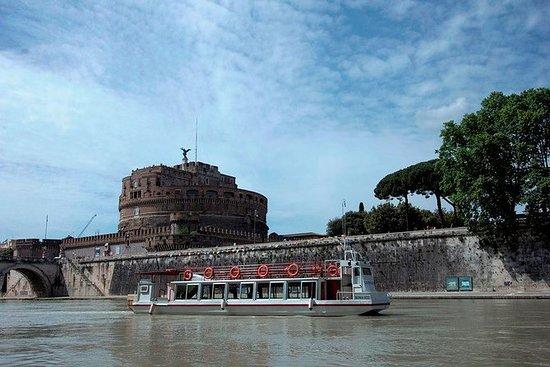 羅馬隨上隨下河遊船和可選巴士之旅