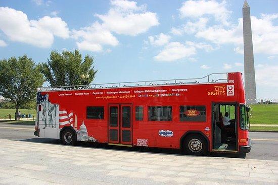 华盛顿特区的随上随下巴士之旅:纪念碑,地标和纪念馆
