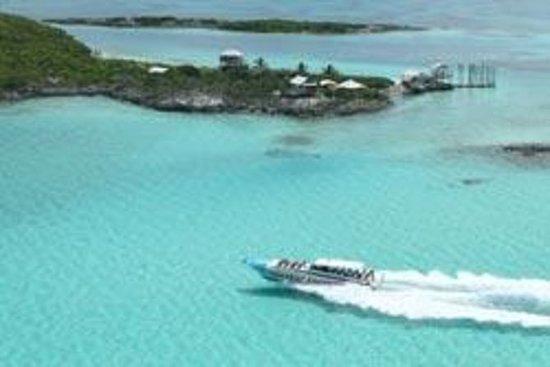 Excursion en bord de mer à Nassau...