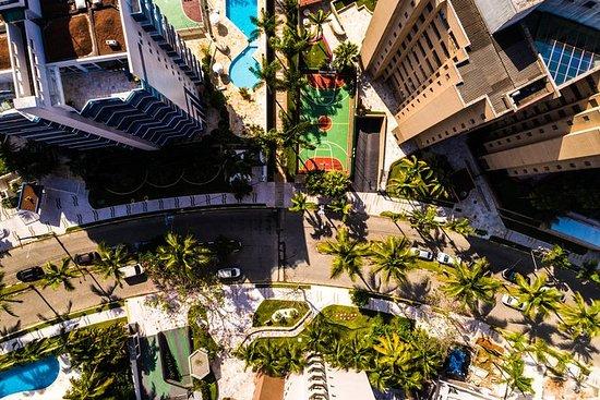 迈阿密海岸游览:巡航前或巡航后的直升机之旅