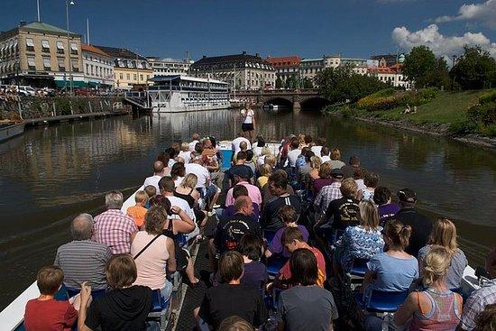 Gøteborg Hop-On Hop-Off Tour med buss...