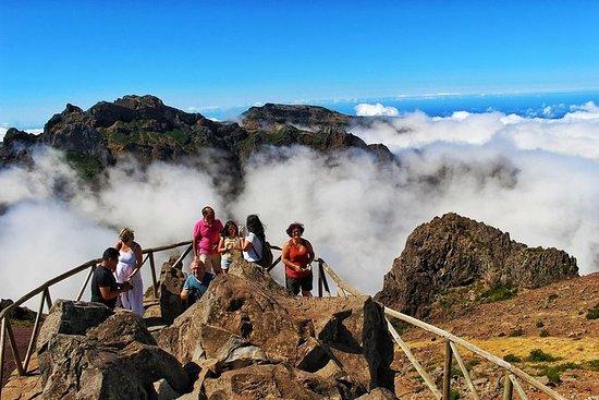 Bergtoppen van Madeira — Dagtour met ...