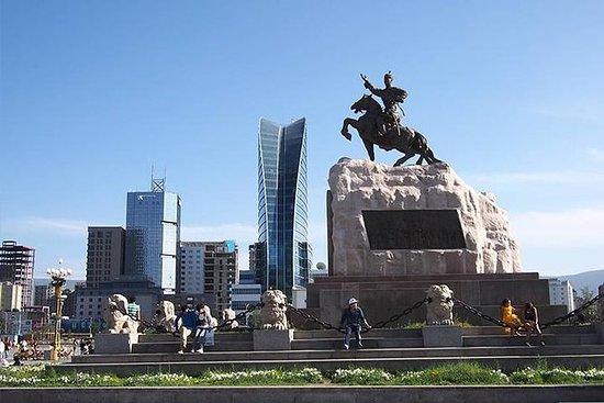Full-Day Ulaanbaatar Sightseeing og...