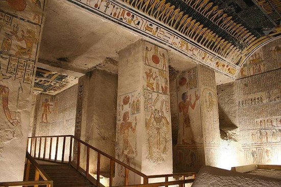 Luxor Private Full-Day Tour: Oplev...