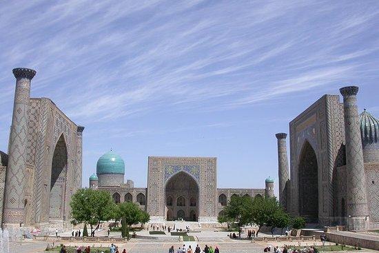 1-dagers tur til Samarkand fra...