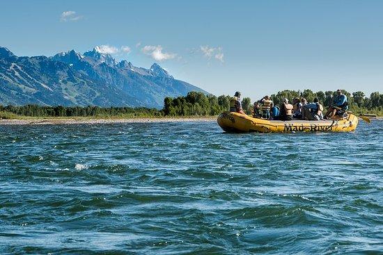 Snake River Scenic Float con Teton