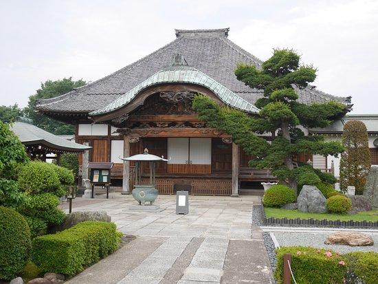 Gyoden-ji Temple