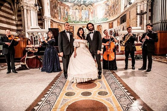 Jeg Virtuosi dell'opera di Roma...