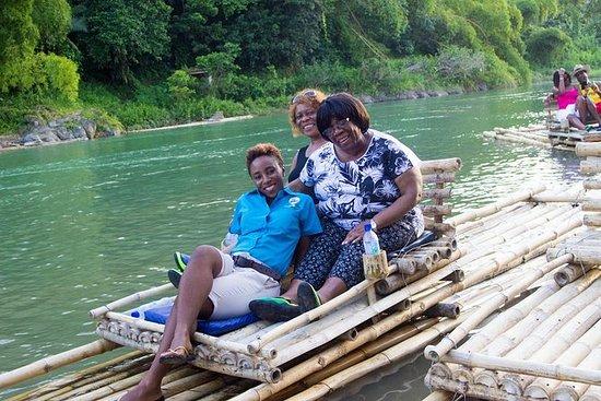 Rio Grande Rafting avec Blue Lagoon...
