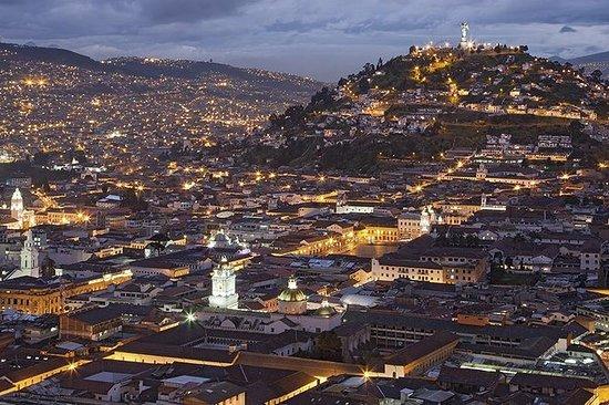 Recorrido por la ciudad de Quito, el...