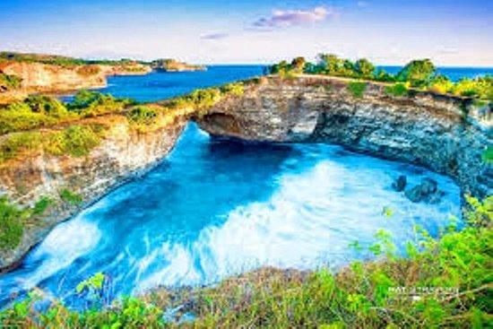 Escapada de un día a Isla Nusa Penida