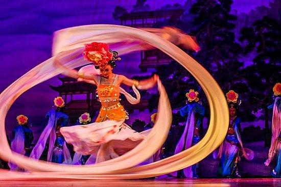 Dîner de danse de la dynastie Tang et...