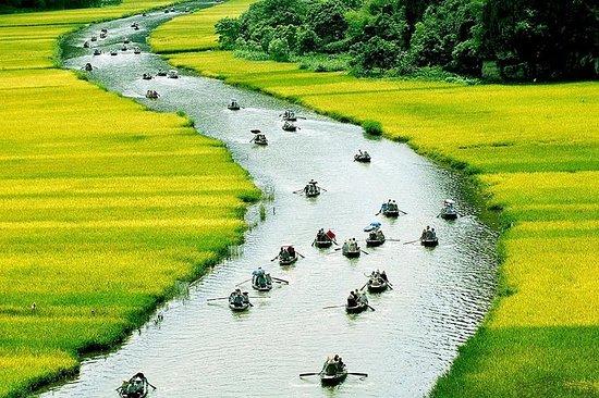 Dagtocht naar de oude hoofdstad Ninh ...