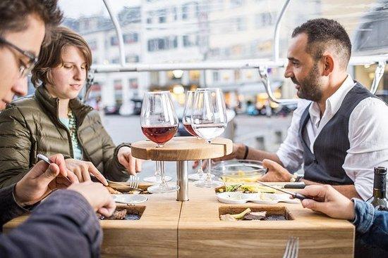 苏黎世嘟嘟车,带热石烧烤盛宴和葡萄酒
