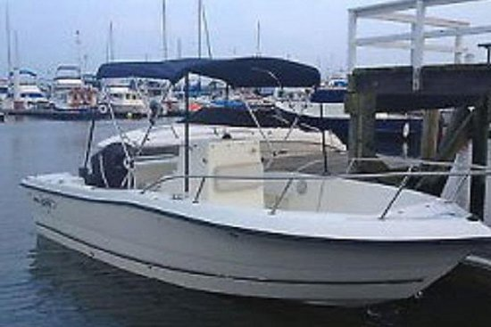 21' Center Console Boat Rental in...