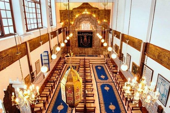 Jewish Heritage and Moorish Splendor: Private Guided Marrakech Tour
