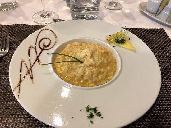 Delle, فرنسا: risotto