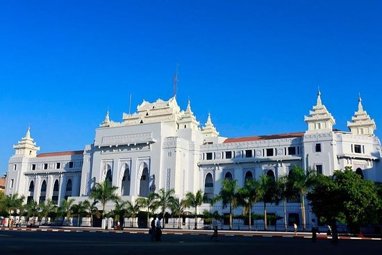 Private Full-Day Yangon City Tour and...