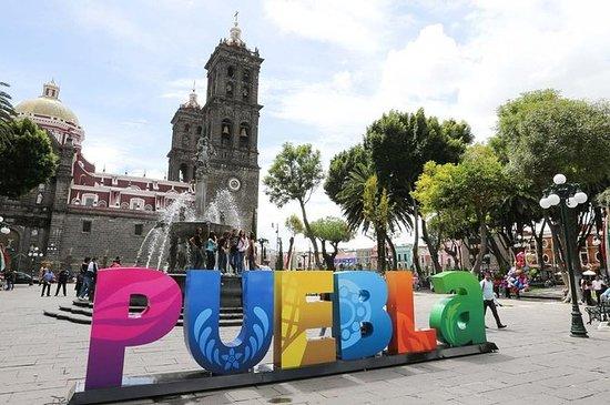 Puebla og Cholula One Day Private Tour...