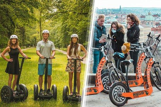 Prague Highlights: Segway & E-Scooter...