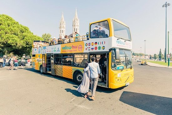 Lissabon hop-on hop-off bustour en ...