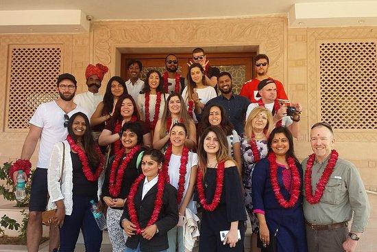 Privat helgedagstur i Jaipur med guide