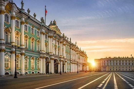 無簽證的聖彼得堡2日探索之旅