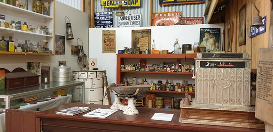 Yankalilla District Historical Museum The shop