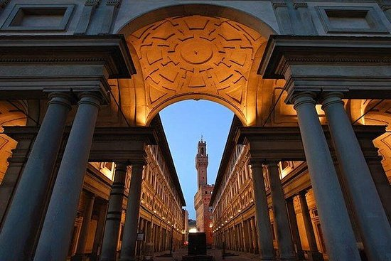 Uffizzi Gallery Admission Ticket in...