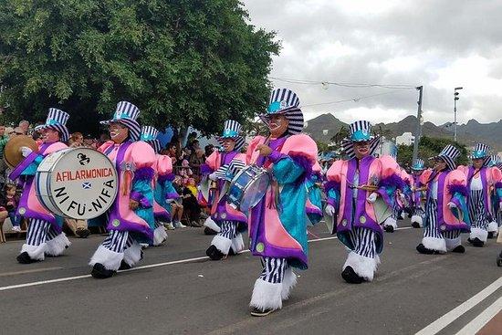 Parata del Carnevale di Santa Cruz de