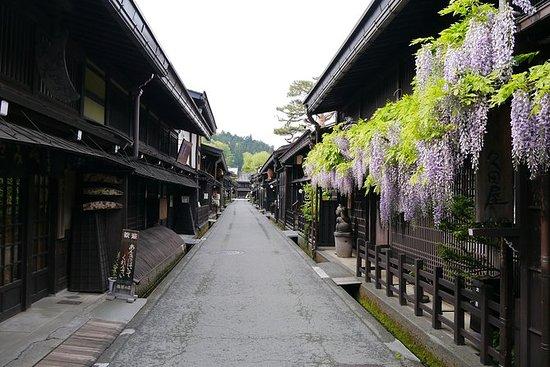 Flerdagstur fra Osaka, Kyoto til...