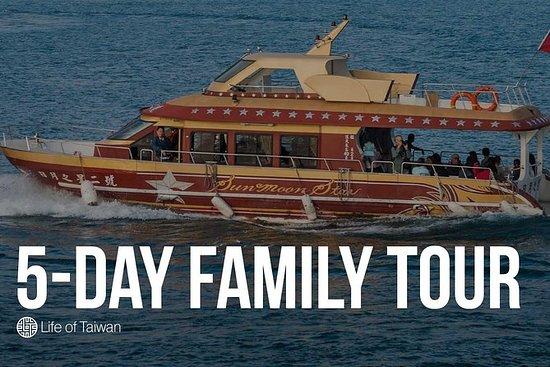 Visite familiale de Taiwan (visite...