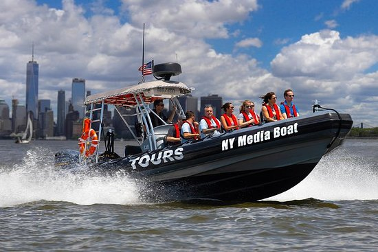 2019 Adventure Boat Tour di Manhattan