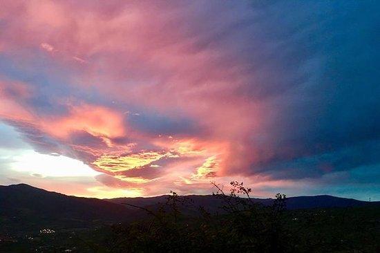 Sonnenuntergang erleben