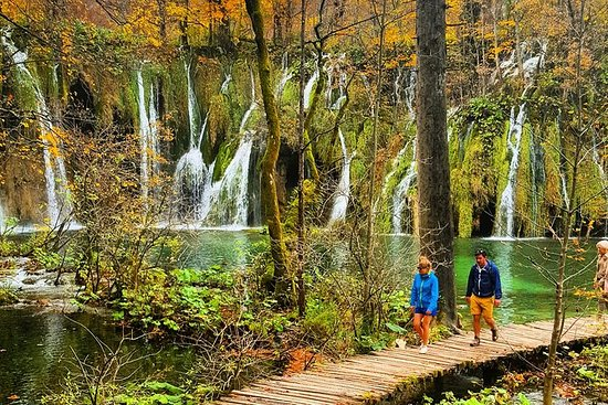 Plitvice Lakes & Rastoke Village Full...
