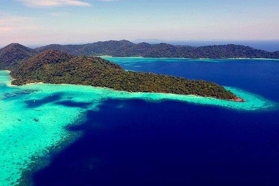 Surin Islands full dagstur med transfer...