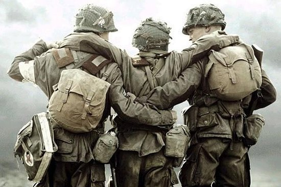 Omaha and Band Of Brothers Full Day...