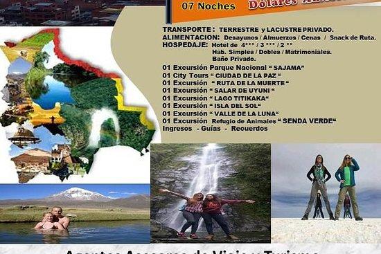 TOUR BOLIVIA (8 DIAS)