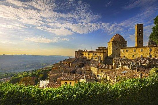 Tour privado a Volterra y San...