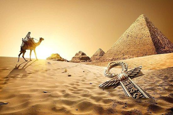 埃及导游(开罗和尼罗河游船)
