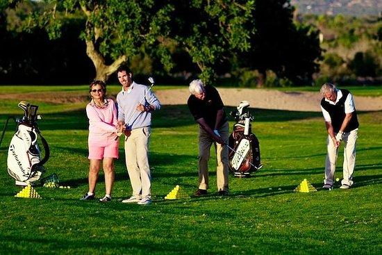 Lección de golf privada: Golf Beginner Lesson