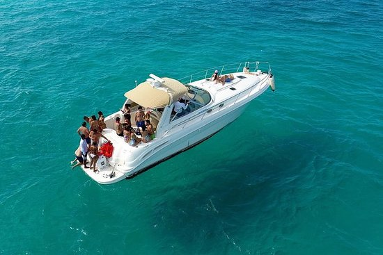 Cancun Boat tour yacht privato per lo