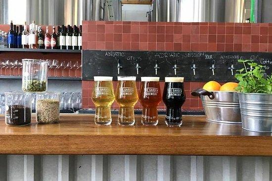 Zagreb Brauereiführung
