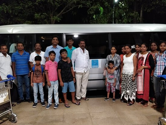 Sunbird Lanka Tours & Travels: Time to leave