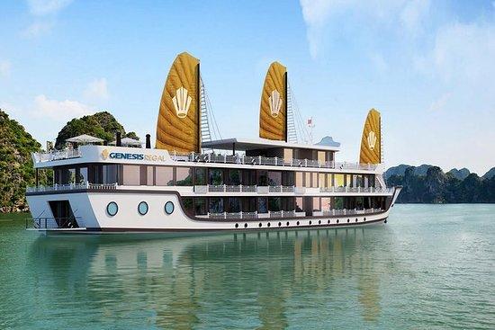 2ays-1Night Halong Bay Luxury Genesis...