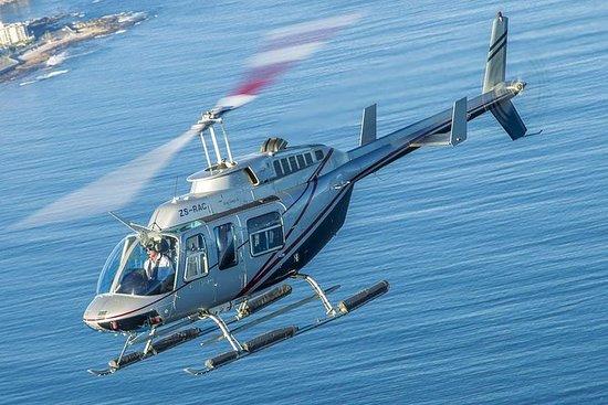 Tour en helicóptero por ciudad del...